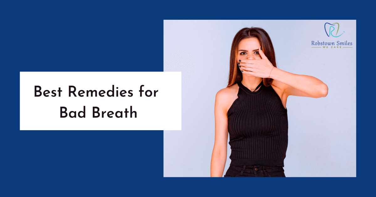Best Remedies for Bad Breath